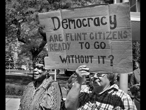 Why Flint Proves We Don't Live In a Democracy