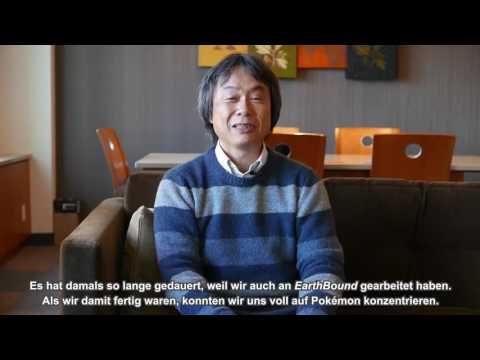 #Pokemon20: Shigeru Miyamoto