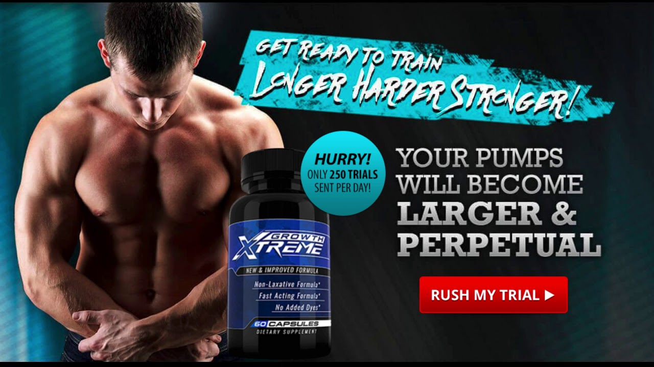 Growth Xtreme Review   (order your free Trial bottle)  limited time offer Growth Xtreme