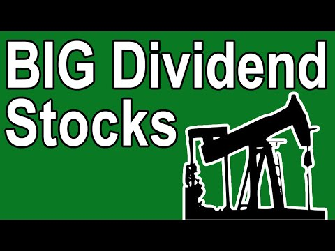 Top Energy Dividend Stocks - Dividends For Passive Income