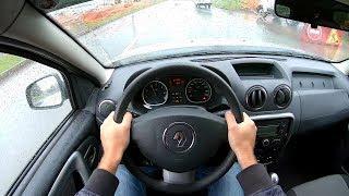 2013 Renault Duster 2.0L (135) POV TEST DRIVE