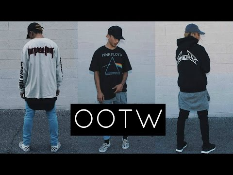 Outfits Of The Week (Fear Of God, Purpose Tour, Vans) | Vasti Nico