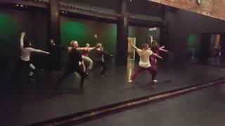Семен Шалаев / урок контемпорари / школа танцев Завод