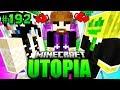 Die HOCHZEIT mit LEYLA     Minecraft Utopia  192