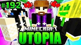 Die HOCHZEIT mit LEYLA?! - Minecraft Utopia #192 [Deutsch/HD]