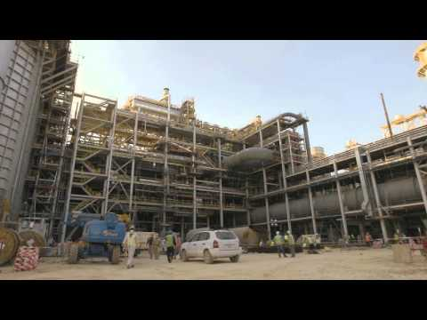 Partnership between ENGIE and Kuwait : Az Zour North site