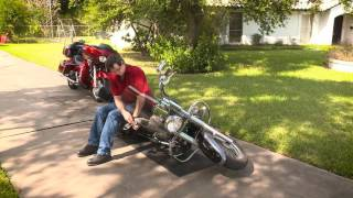 The Edwards Law Firm Video - How to Properly Lift a Bike   The Edwards Law Firm