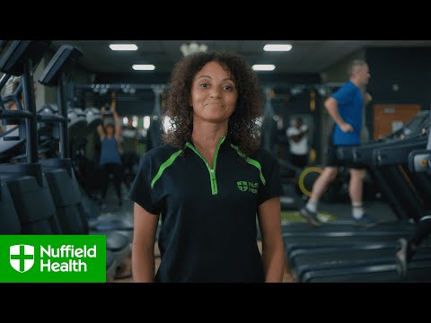 Nuffield Health gyms reopening: Keeping you safe and healthy