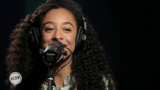 """Corinne Bailey Rae performing """"Tell Me"""" Live on KCRW"""