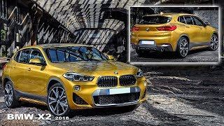 BMW X2 2018 - Interior and Exterior | NEW BMW X2