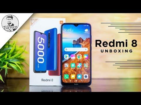 Redmi 8 Unboxing - Upgrade or Downgrade? You Decide!