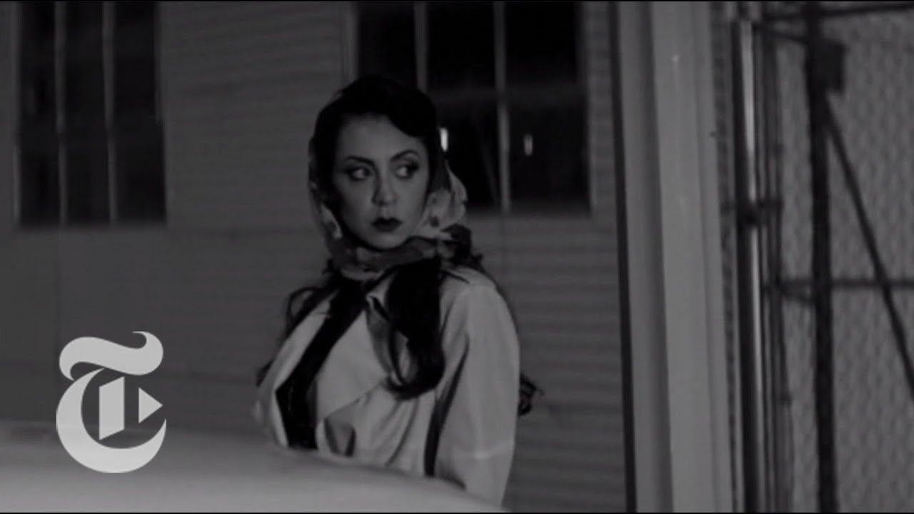 A Girl Walks Home Alone At Night Anatomy Of A Scene The New