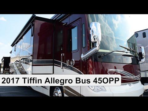 2017 Tiffin Allegro Bus 45OPP | Class A Motorhome