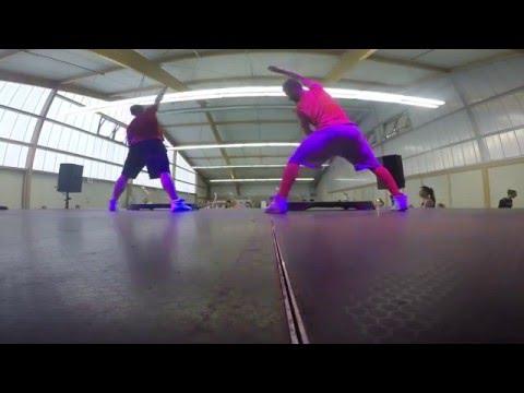 "STEP'N Dance Fitness ""Frankfurt am Main"" : Marcel & Lioue"