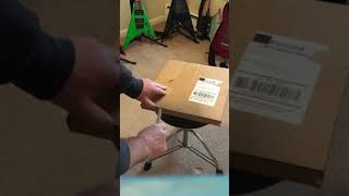 January 15, 2019 Jinjer Micro unboxing...vinyl.