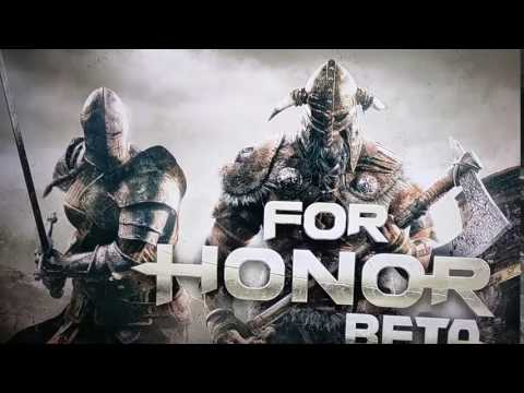 For Honor Beta Stream | Code Giveaway! | 8pm est