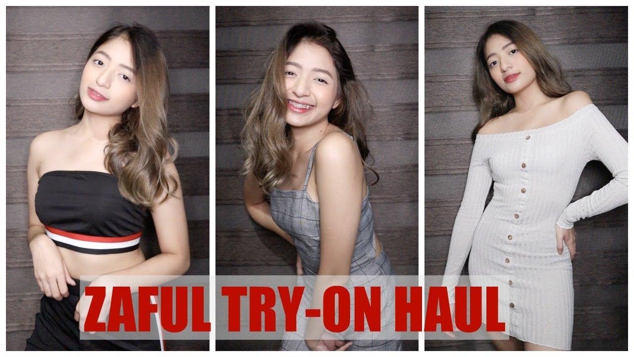 BAGONG TAON, BAGONG DAMIT! ❤️   ZAFUL TRY-ON HAUL