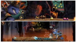 Jungle Adventures 3 - Level 4-5 Rhino Boss and Rhino Chase Final Gameplay screenshot 3