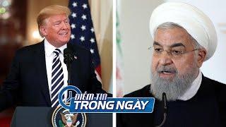 TT Trump: 'Vẫn có thể gặp lãnh đạo Iran dù không có chủ đích'