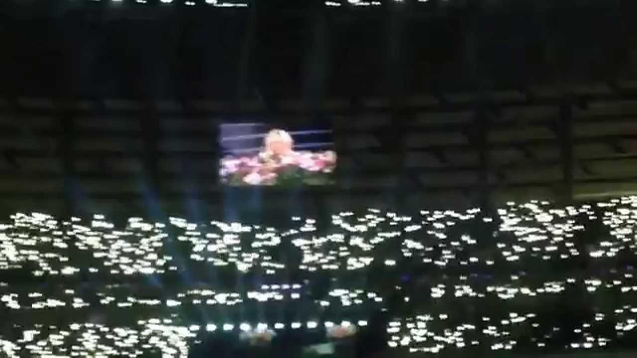 Download Lady Gaga - Imagine song on First European Games Baku 2015