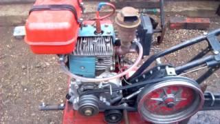 видео Кадви калужский двигатель