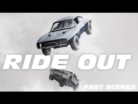 Kid Ink, Tyga, Wale, YG & Rich Homie Quan - Ride Out (Furious 7)