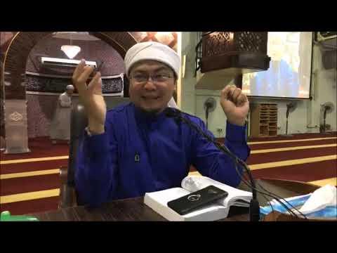 Ustaz Jafri Abu Bakar Al Mahmoodi : Dajjal, Kiamat, & Mahsyar