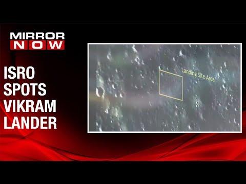 ISRO Chief K Sivan confirms: 'Location of Vikram Lander on lunar surface found'