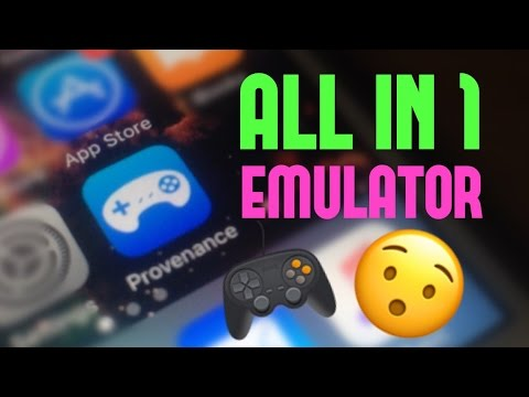 iOS GBA EMULATOR (No Jailbreak) How to Get Provenance 2016 WORKING (iPhone,  iPad, iPod Touch