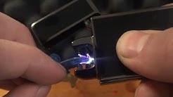 Arc lighter: Tesla vs Padgene TEST