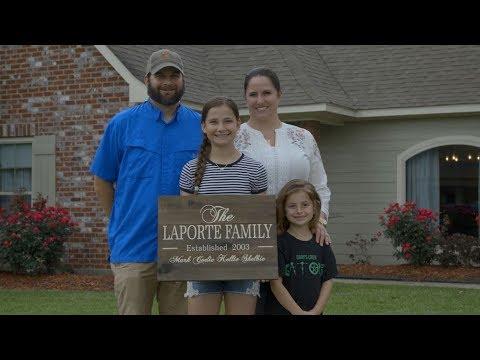 Regions Bank Better Life Award – May 2018 – Codie LaPorte