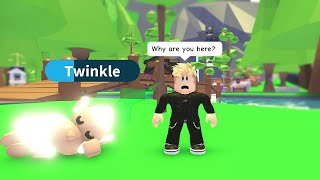 Poor Son jealous of Rich Son's life Until He Discovered something! (Roblox Adopt Me)