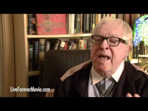 """Ray Bradbury On The Origins Of The Universe - """"How To Live Forever"""" Bonus Clip By Mark Wexler"""