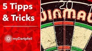 5 Darts Trainingsspiele dİe dich besser machen - myDartpfeil