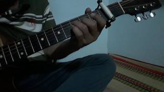 Histoire d'Un Amour nhạc Pháp (Chuyện tình yêu) guitar bolero