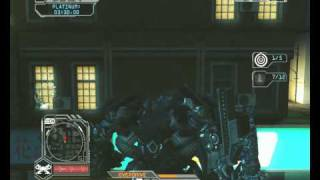 Transformers 2: Revenge Of The Fallen [PC Gameplay] 1280x1024 Max settings XPSP3