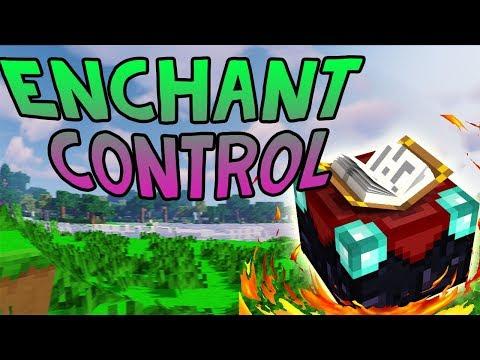 EnchantControl [1 8 - 1 14] - Take back control over all