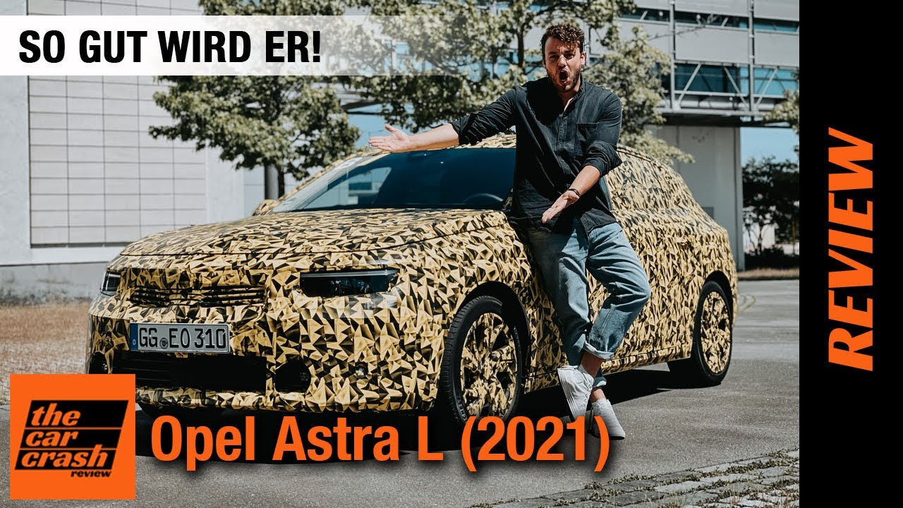 Opel Astra L (2021): Wir FAHREN ihn schon JETZT! 🤩 Fahrbericht | Review | Test | Plug-in Hybrid