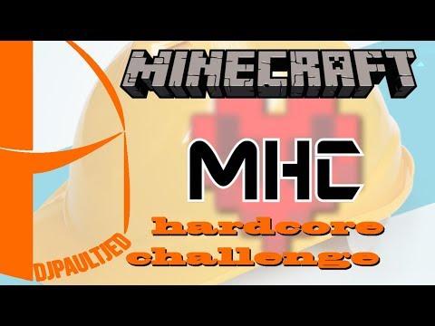 Minecraft Hardcore Challenge November 2017: Civil Engineer! Ep. 6
