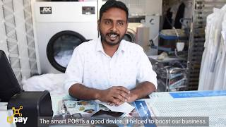 Laundry shop owner reveals the benefits of using our smart POS