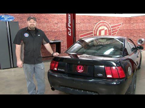 Mustang KONI STR.T Shock and Strut Kit 1994-2004 Installation
