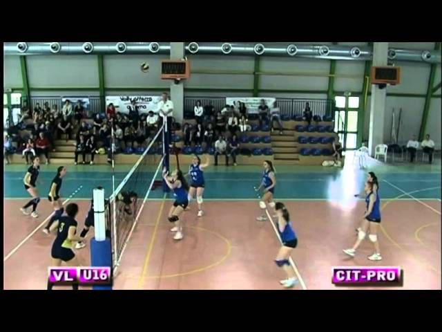 Volley Cittaducale vs Pro Juventute - 1° Set