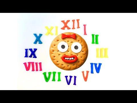 Учим римские цифры - Как научить ребенка римским цифрам?