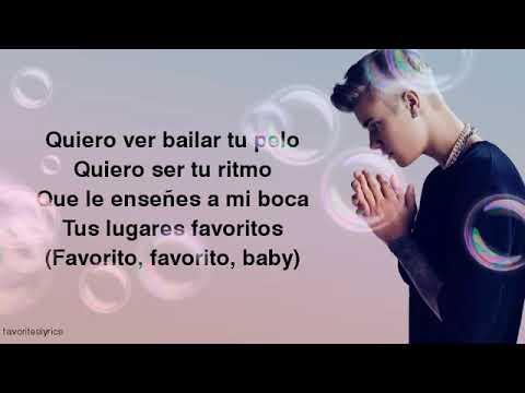 Justin bieber nyanyi lagu despacito lyrics