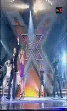X Factor Rebecca Loos James Hewett Rock Dj Video Youtube
