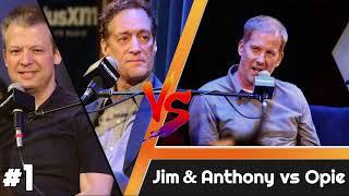 Jim & Anthony vs Opie (Jim vs Opie, Anthony Cumia vs Opie, Jimmy & Anthony Best Of)