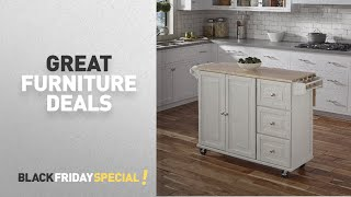 Black Friday Furniture Deals By Home Styles // Amazon Black Friday Countdown