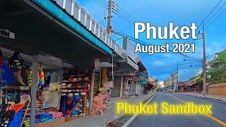 KARON BEACH Phuket August 2021 - Phuket Sandbox