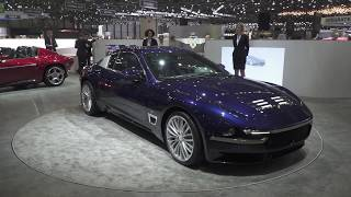 Live from Geneva 2018 - TOURING SUPERLEGERRA thumbnail