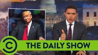 The Crème De La Kremlin: When Trump Fired Comey - The Daily Show | Comedy Central